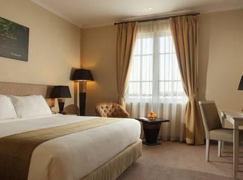 Hotel Dafam Semarang - Deluxe Queen Room Only (Non Smoking) Regular Plan