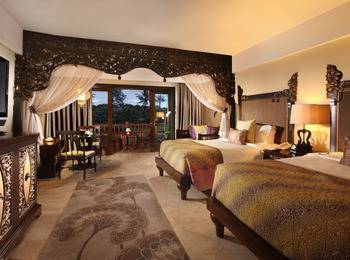 AYANA Resort and Spa, BALI - Jimbaran Bay Room Breakfast included Regular Plan