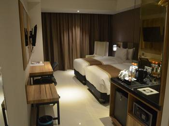 Swiss-Belinn Karawang Karawang - Superior Twin Room Only  Super Saver Disc 15% !