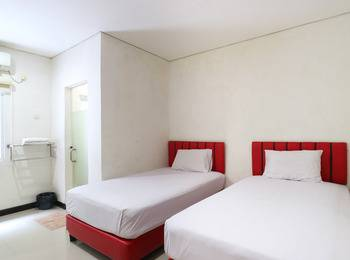 Hotel Rakacia Jakarta - Deluxe Room Only   Minimum Stay
