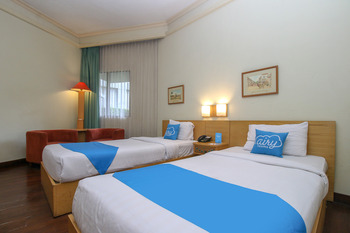 Airy Pasteur Topas Galeria Bandung Bandung - Standard Twin Room Only Special Promo 12