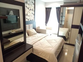 Apartemen grand kamala lagoon by 21 room by rustam