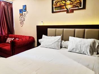 Grand Kamala Lagoon by 21 ROOM Netflix Bekasi - Studio C Regular Plan