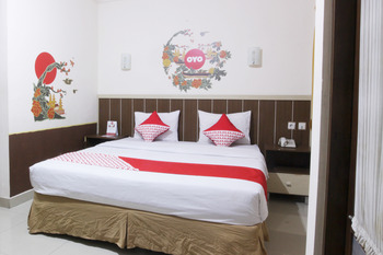 OYO 1035 Patal Residence Palembang - Suite Double Promotion