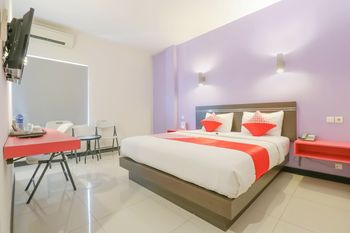 OYO 1675 Fortune Hotel Lombok - Deluxe Double Room Regular Plan