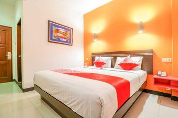 OYO 1675 Fortune Hotel Lombok - Standard Double Room Regular Plan