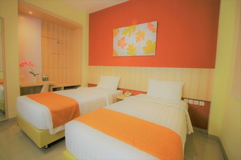 Green Bamboo Residence Jakarta - Deluxe Twin Room Regular Plan