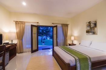 Jambuluwuk Oceano Gili Trawangan Resort Lombok - Superior Garden Double Room Only Stay Longer Promo