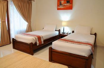 Jambuluwuk Oceano Gili Trawangan Resort Lombok - Superior Garden Twin Room Only Stay Longer Promo