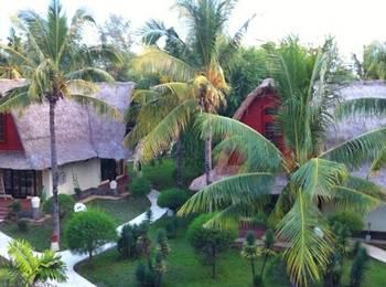 Oceano Jambuluwuk Resort Lombok - Family Room Regular Plan