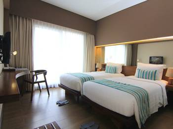 Grand Ixora Kuta Resort Bali - Superior Room Hanya Kamar Super Saving