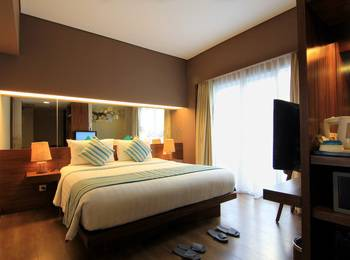 Grand Ixora Kuta Resort Bali - Superior Room dengan Sarapan Sederhana Super Saving