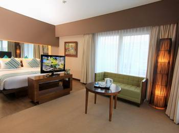 Grand Ixora Kuta Resort Bali - Junior Suite Room   Regular Plan