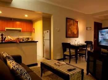 Grand Tropic Jakarta - Deluxe Suites Room Only Regular Plan