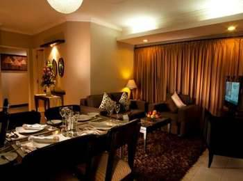 Grand Tropic Jakarta - Executive Suite - Two Bedrooms Harga Spesial