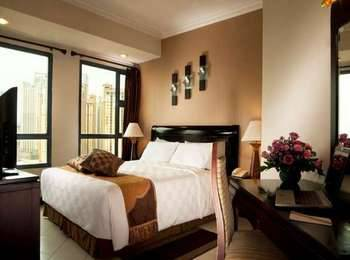Grand Tropic Jakarta - Family Suite - Three Bedrooms Special Price