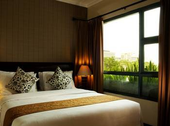 Grand Tropic Jakarta - Business Suite Room Only Regular Plan