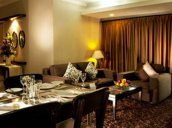 Grand Tropic Jakarta - Executive Suite Room Only Regular Plan