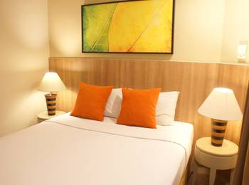 Grand Tropic Jakarta - New Deluxe Suite Two bedrooms  Regular Plan