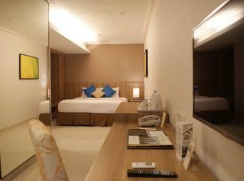 Grand Tropic Jakarta - Kamar classic renovasi terbaru Regular Plan