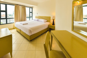 Grand Tropic Jakarta - Family Suites Room Only Regular Plan
