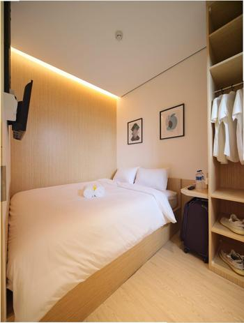 Cool Living Jakarta - Smart Double Room Only Regular Plan