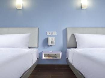 Amaris Hotel Serang - Smart Room Twin Offer 2020 Last Minute Deal