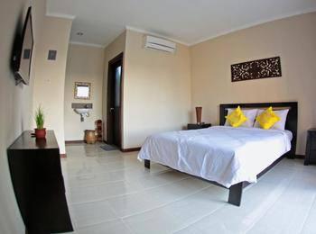 Canggu Bona Kubu Guest House Bali - Standard Double Room Regular Plan