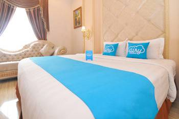 Airy Panakkukang Pasar Segar Pengayoman Makassar - Deluxe Double Room Only Regular Plan