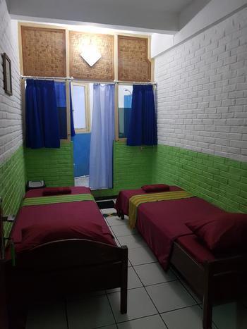 NeoMoritz Homestay Bandung - Standard Twin Room Non Refundable Minimum Stay 3 Nights