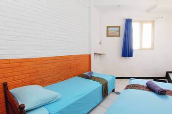 NeoMoritz Homestay Bandung - Standard Twin Room Non Refundable Basic Deal