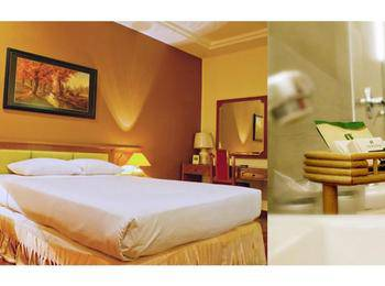 Hotel Purnama Malang - Deluxe Double Regular Plan
