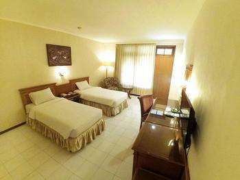 Hotel Purnama Malang - Superior Twin Regular Plan