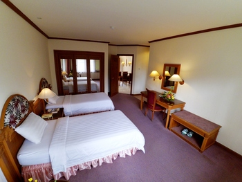 Hotel Purnama Malang - Cottage Regular Plan