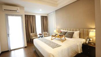 Panbil Residence Apartment Batam Batam - Deluxe Double FREE NIGHT