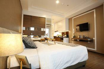 Panbil Residence Apartment Batam Batam - Deluxe Double Room Only STAY MORE PAY LESS