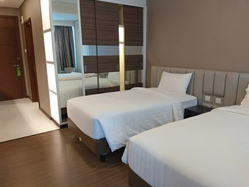 Panbil Residence Apartment Batam Batam - Superior Twin Room Only STAY MORE PAY LESS