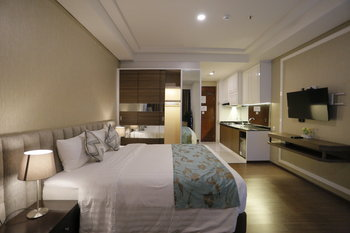 Panbil Residence Apartment Batam Batam - Superior Double Room Only STAY MORE PAY LESS