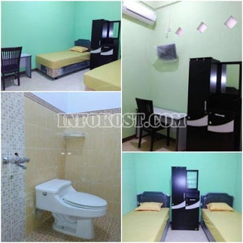 Pondok Garini Kost Exclusive Yogyakarta - Standard Room Only Regular Plan