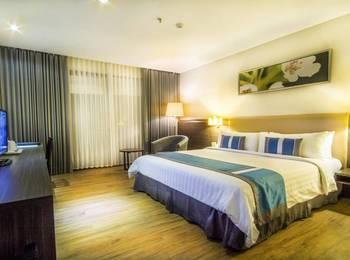 Estrella Hotel & Conference Banggai - Deluxe Room Regular Plan