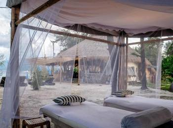 Karma Reef Lombok - Two Bedroom Sea Tent With Breakfast Regular Plan