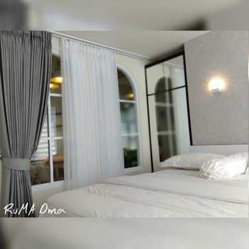 RuMA OMA Apartemen Uttara Yogyakarta - RuMA OMA 1 bedroom with Merapi View (max checkin jam 20.00) Minimum Stay 2 Night