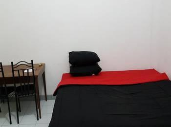 360 Homestay Padang - Room 2 Regular Plan