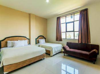 Asoka Hotel Bandung - Family Room Only Regular Plan