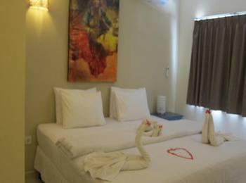 Scallywags Resort Gili Trawangan - Ocean View Regular Plan