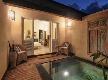 Scallywags Resort Gili Trawangan - Private Plunge Pool Regular Plan