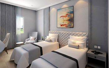Savero Style Bogor Bogor - Deluxe Twin Room Only Special Deals