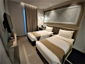 Savero Style Bogor Bogor - Style Twin Room Only Regular Plan