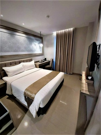 Savero Style Bogor Bogor - Deluxe Room Double Regular Plan