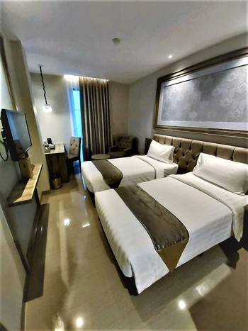 Savero Style Bogor Bogor - Grand Deluxe Twin Special Deals